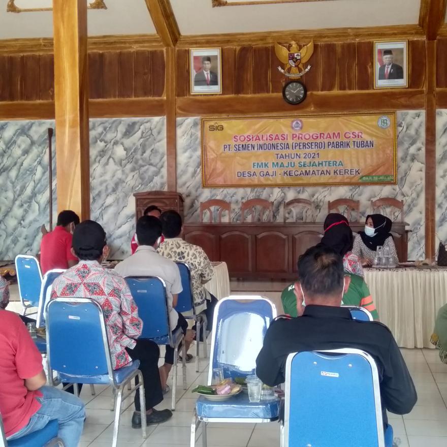 Sosialisasi Program CSR